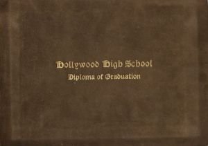 Blynn Allan Perkins diploma cover