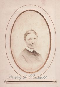 Mary A. Russell