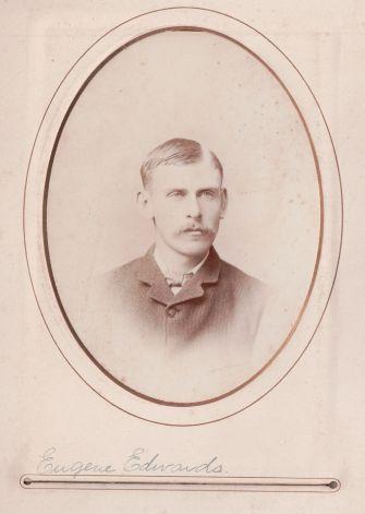 Eugene Edwards cabinet