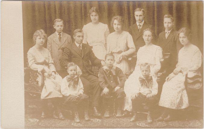 T. Albert Field Family photo
