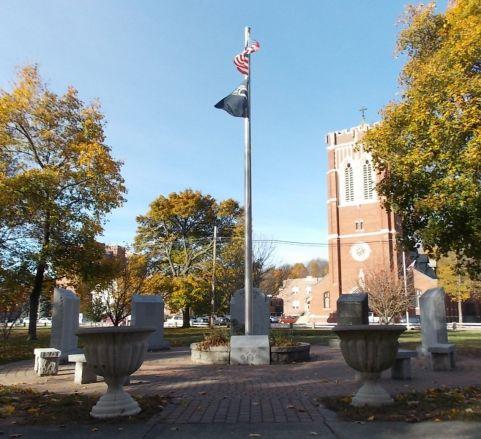 2014-11-08 Memorial Circle