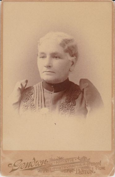 Mary Ann (Mason) Willard