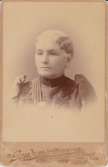 Mary Ann (Mason) Willard