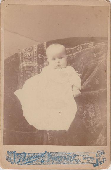 Mabel Vaughan Willard 1889-1960