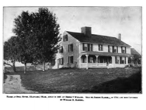 home-of-henry-willard